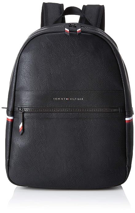 Tommy Hilfiger - Essential Backpack, Mochilas Hombre, Negro (Black), 15x42x30 cm (B x H T): Amazon.es: Zapatos y complementos