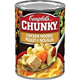 Campbell's Chunky Chicken Noodle Soup, 540 mL
