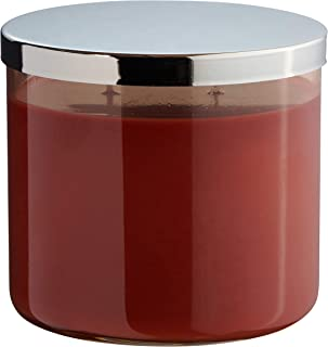 product image for Dianne's Custom Candles Luxury Highly Fragranced 2-Wick Candle - 13.5 oz (Pomegranate Jasmine Floral Kismet)