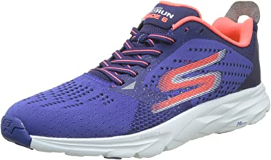 Skechers Performance Go Run Ride 6, Zapatillas de Deporte para ...