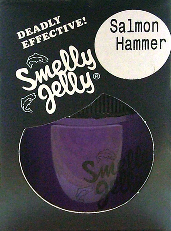 フジオカシ Smelly Jelly 1 Salmon oz Jar B00C503FD2 1 Salmon Hammer Jelly Salmon Hammer, 斜里郡:868bbe03 --- mcrisartesanato.com.br
