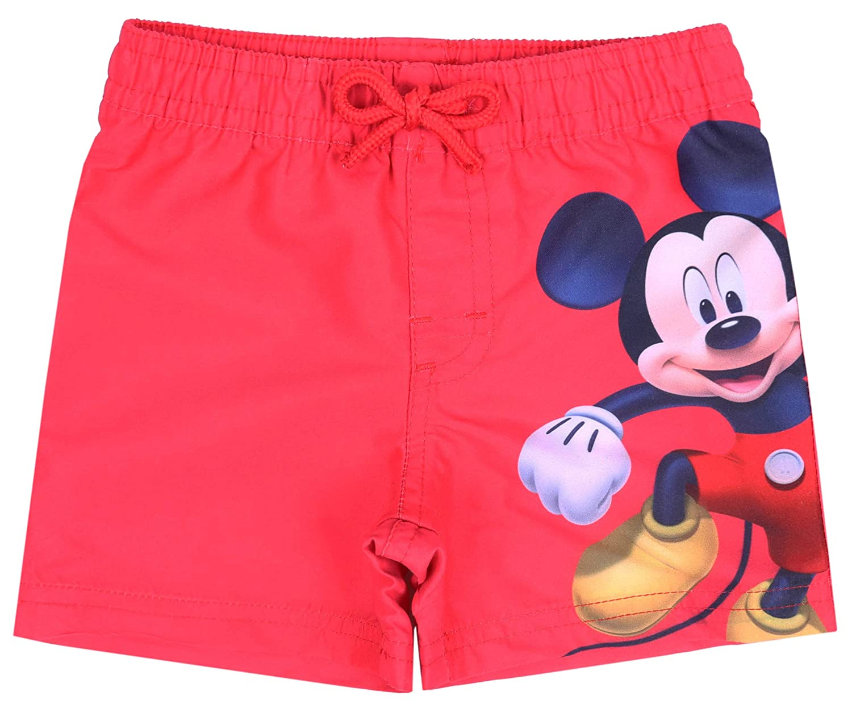 2X Short Bleu Marine Mickey Disney