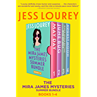 Mira James Mysteries Summer Bundle, Books 1-4 (May, June, July, and August): Four Full-length, Funny, Romantic Mystery Novels (A Mira James Mystery Collection Book 1)