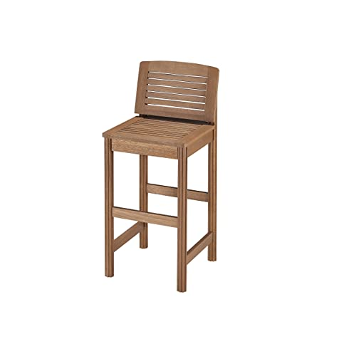 Bali Hai Eucalyptus Finish Bar Stool by Home Styles