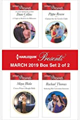 Harlequin Presents - March 2019 - Box Set 2 of 2: An Anthology Kindle Edition