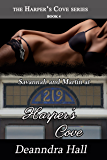 Savannah and Martin at 219 Harper's Cove (Harper's Cove Series Book 4)