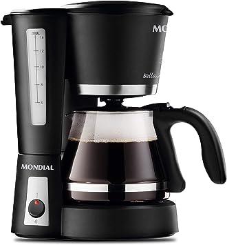 Cafeteira Elétrica Mondial Bella Arome Ii Preto 220v - C09