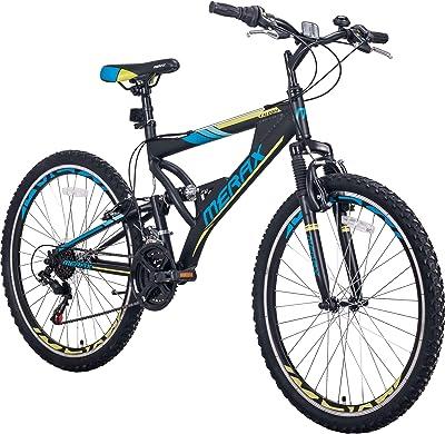 side facing merax ft323 mountain bike