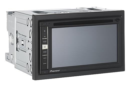 Pioneer AVIC-F960BT - Sistema de navegación GPS con CD/DVD (Bluetooth, pantalla táctil de 6.1