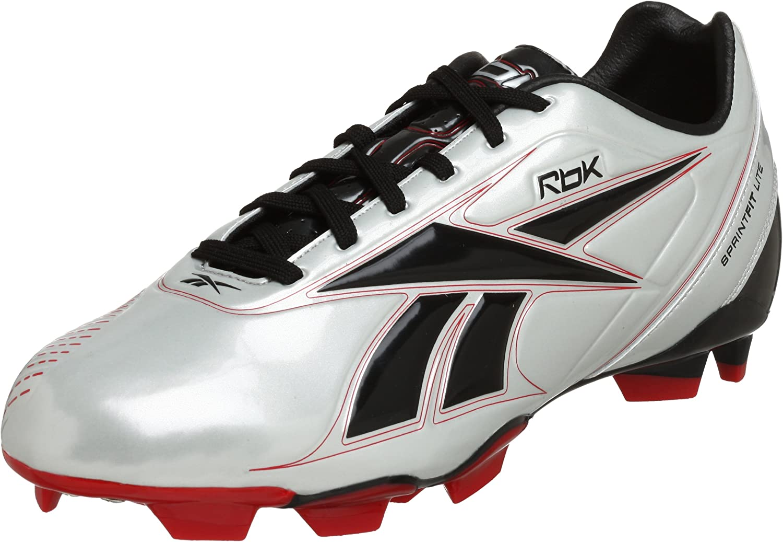 REEBOK JUNIOR SPRINTFIT LITE Chaussures De Football Taille UK 5.5 STOCK CLEARANCE
