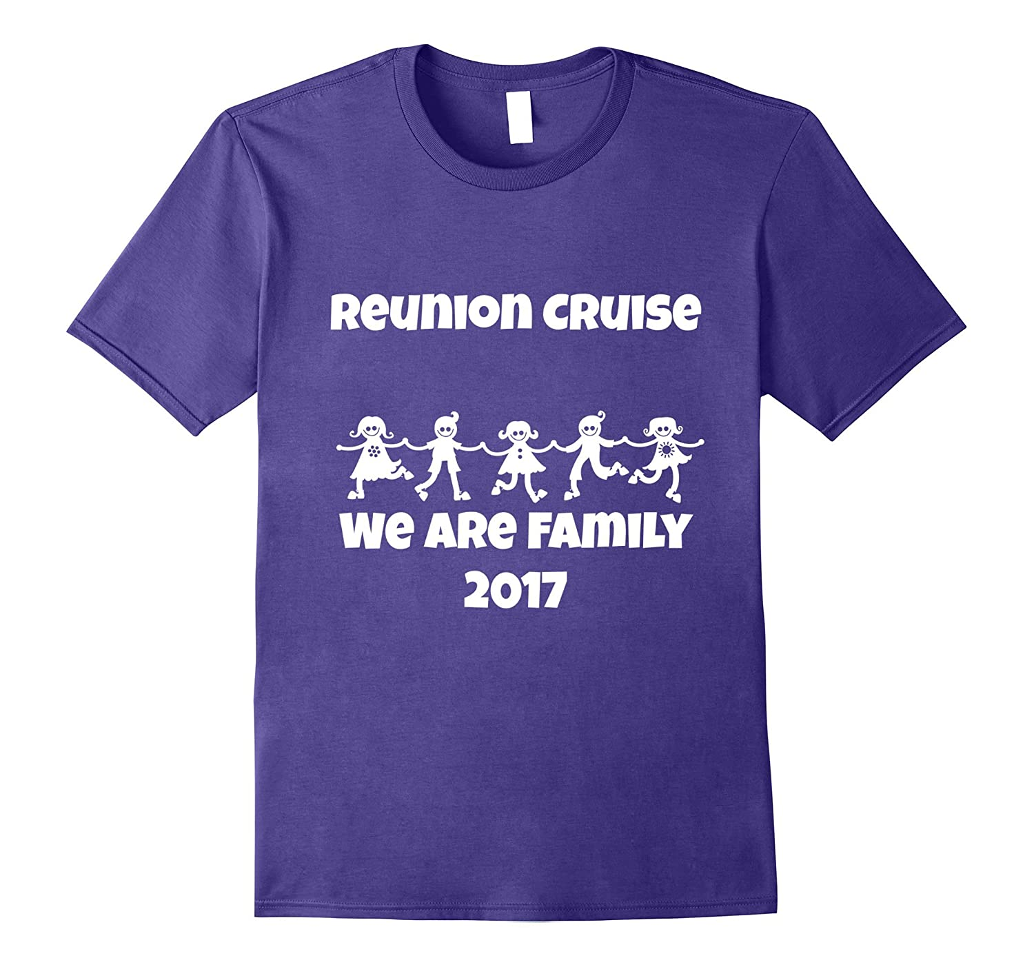 Family Reunion Cruise We are Family Shirt Adult & Child size