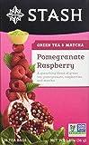 Stash Tea Pomegranate Raspberry Green Tea And Matcha, 18 Sobres