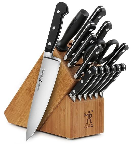 J.A. Henckels International Classic - Juego de cuchillos ...