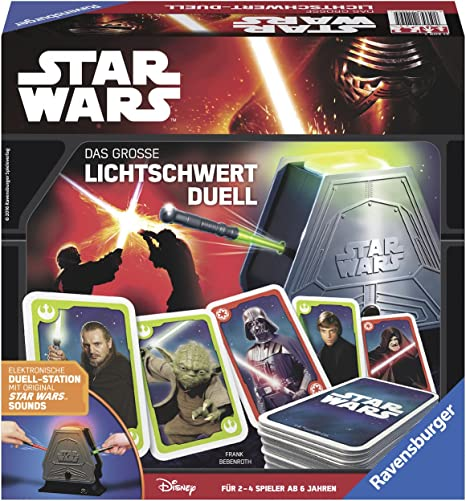 Ravensburger Star Wars - Juego de Tablero: Amazon.es: Juguetes y ...