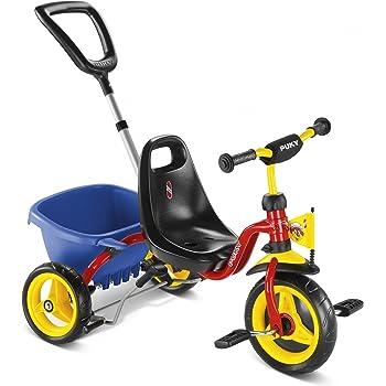 Ein gutes Dreirad bekommen Sie bei dem Hersteller Puky.