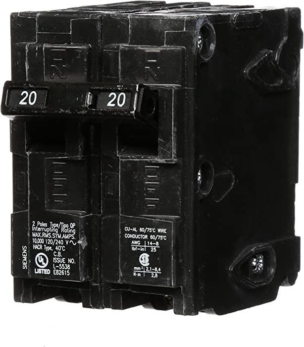 Top 9 Ge 220V Circuit Breaker