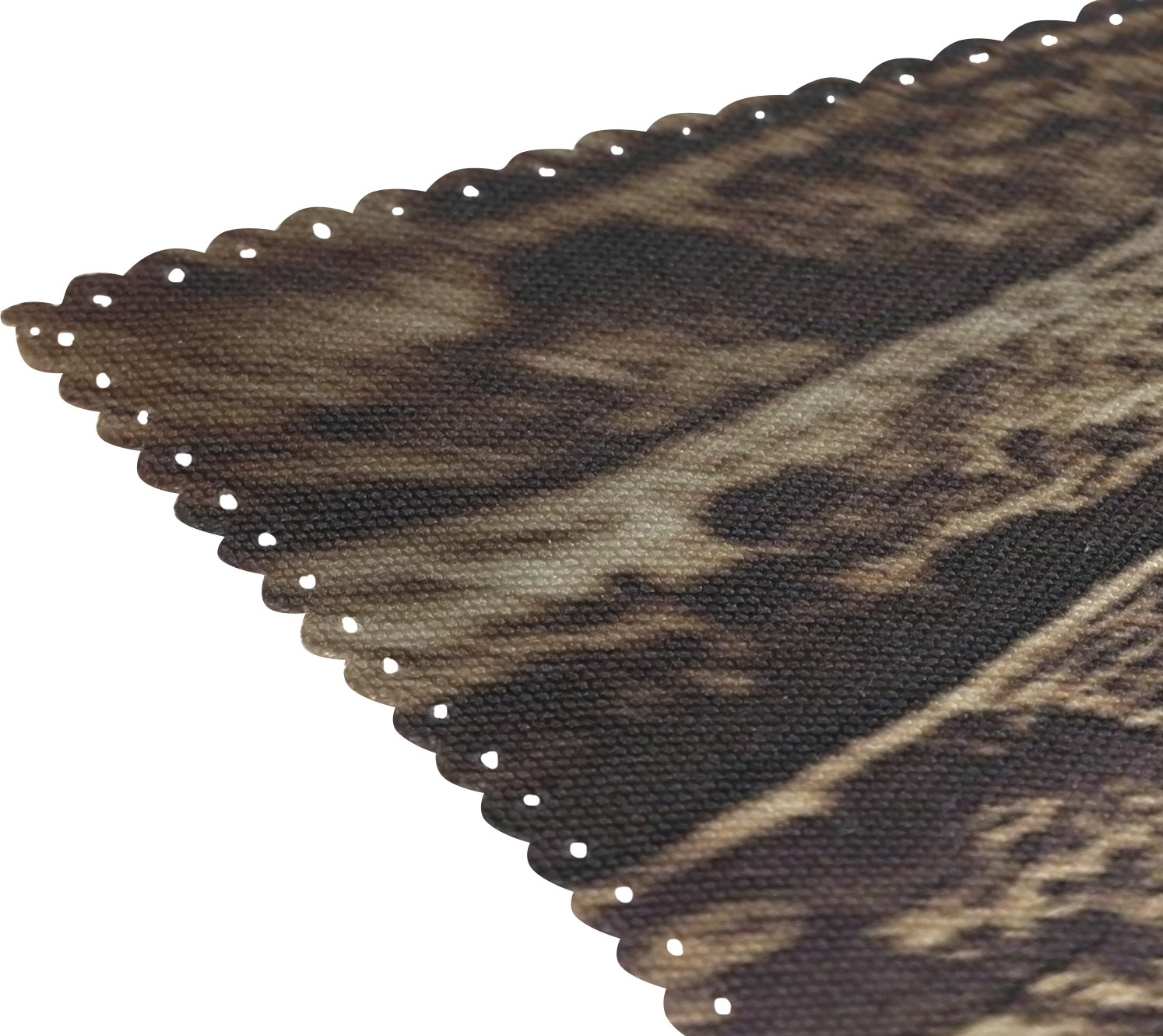 WIEDLKL Eye Wood Knothole Wood Eye Brown Wooden Structure Placemats Set Of 4 Heat Insulation Stain Resistant For Dining Table Durable Non-slip Kitchen Table Place Mats by WIEDLKL (Image #5)