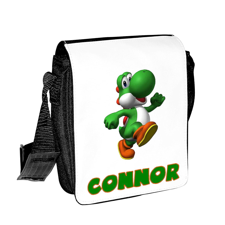 Shires Art Printing Yoshi Small Personalised Shoulder Bag