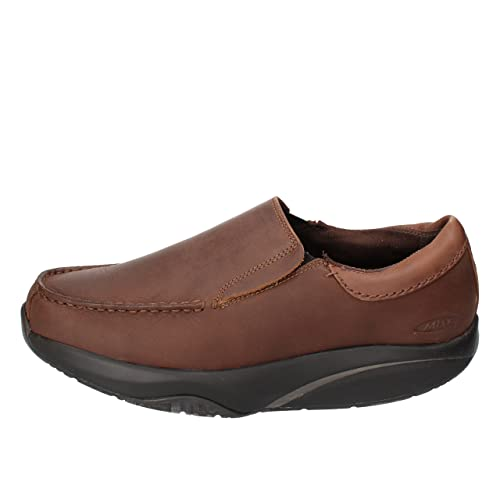 7efe401499d5 MBT Loafers-Shoes Mens Nubuck Brown 6.5 UK: Amazon.co.uk: Shoes & Bags