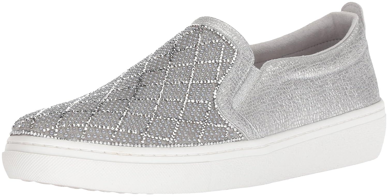 Skechers Women's Goldie-Diamond Darling Sneaker B0781VSSV5 9 B(M) US Sil