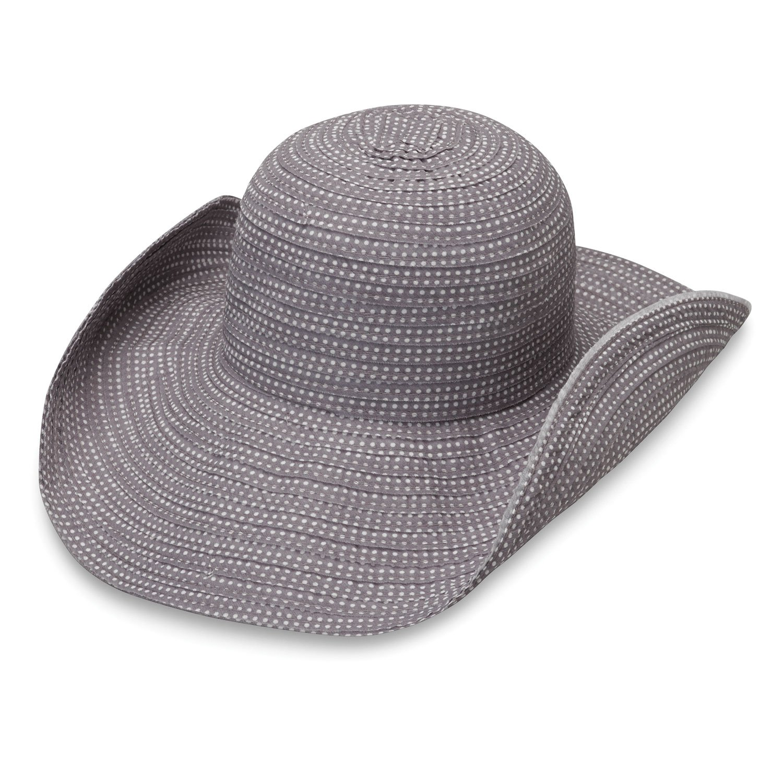 Wallaroo Hat Company Women s Petite Scrunchie Sun Hat - UPF 50+ -  Crushable b5f221592e83