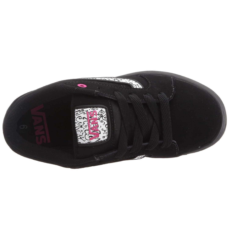 2dcaadd285 Vans Women s Darla (swirly black VHJV0Y8 5 UK  Amazon.co.uk  Shoes   Bags
