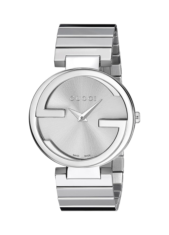 42939b2baee Round watch featuring interlocking
