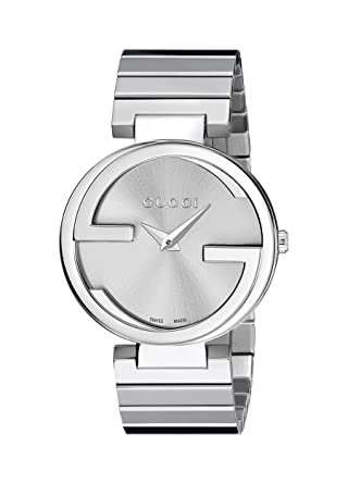 bc6984ed937 Buy Gucci Analogue Silver Dial Women s Watch - YA133308 Online at Low Prices  in India - Amazon.in