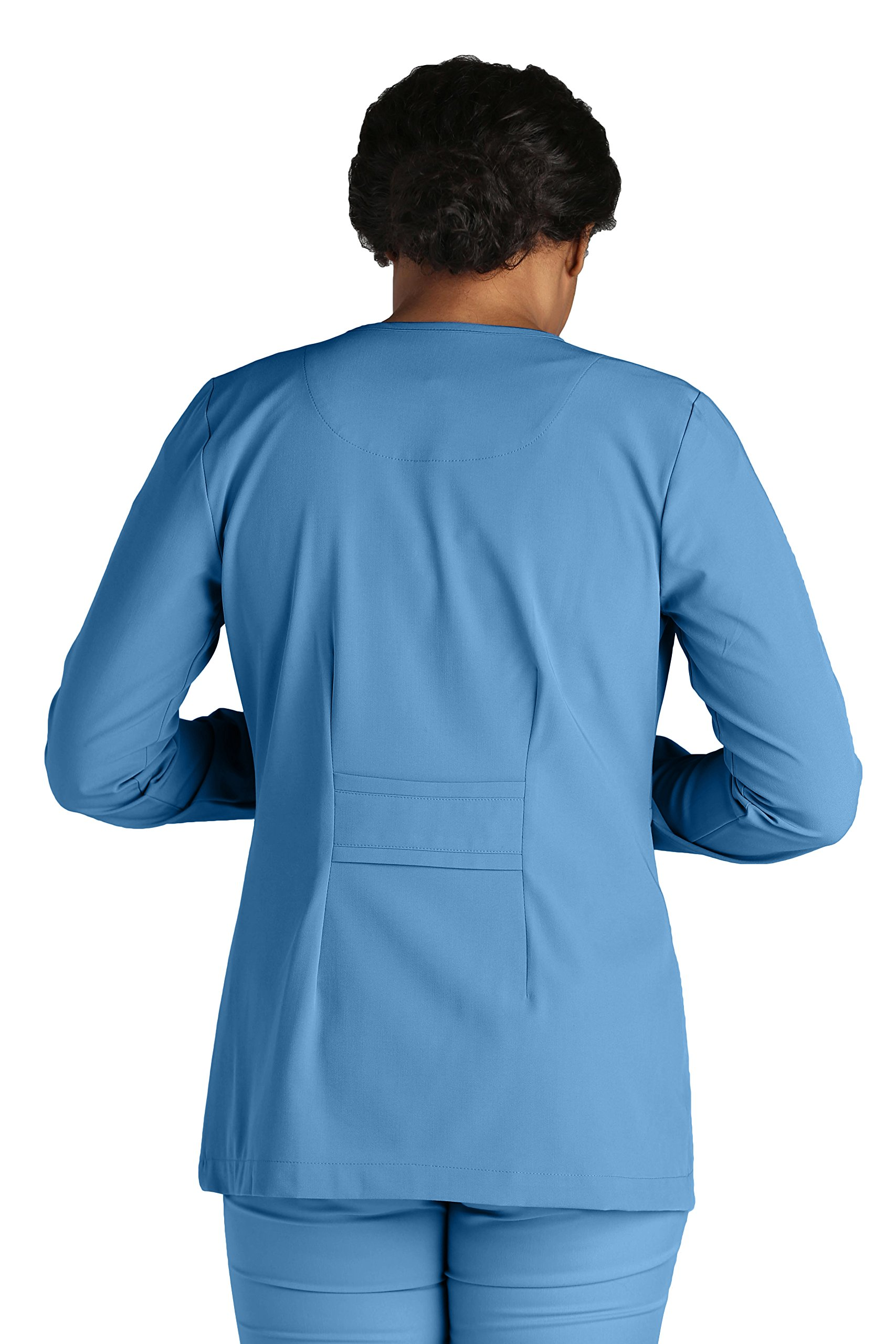Grey's Anatomy Signature 2407 Warm-up Ciel Blue S by Barco (Image #2)