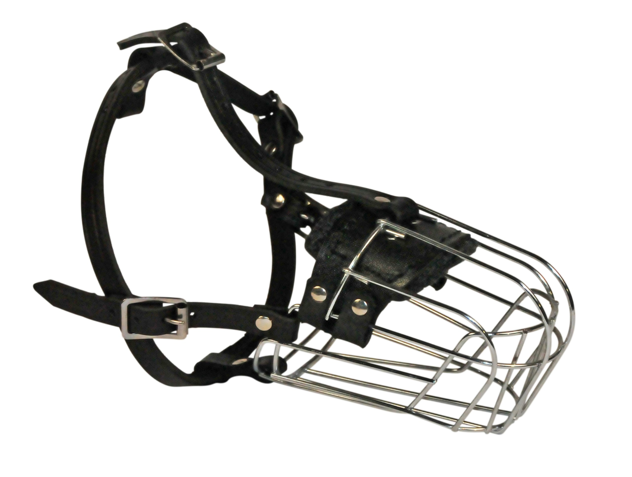 Dean and Tyler Wire Basket Muzzle, Size No. J1 - Dachshund