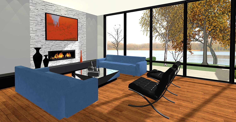 Amazoncom Chief Architect Home Designer Interiors  Software - Total 3d home design deluxe