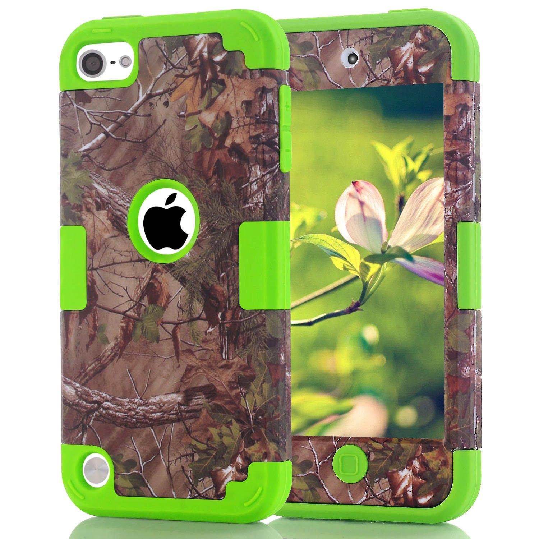 Funda para iPod Touch 5, 6, 7 (modelo naturaleza)