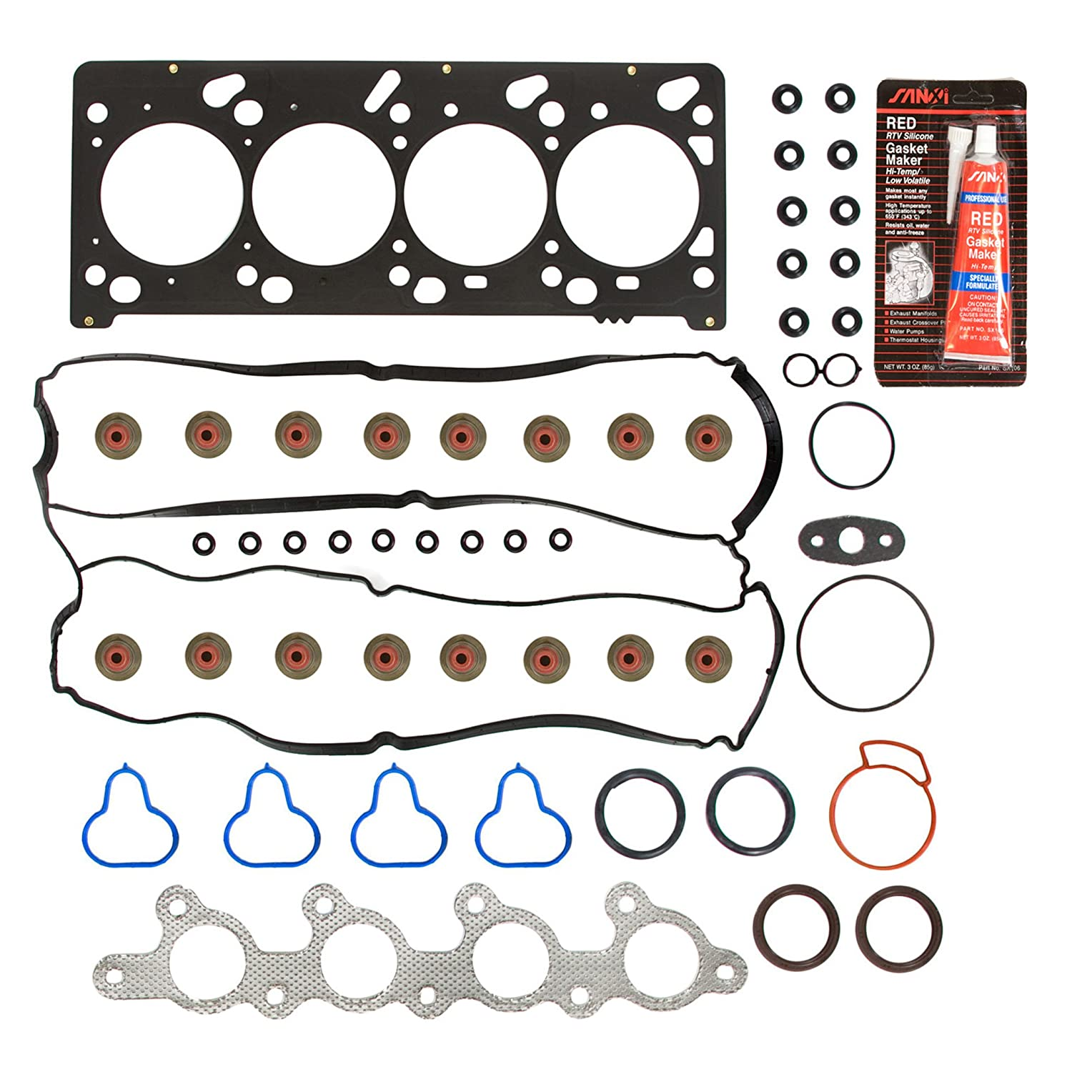 Evergreen 8-20205 Cylinder Head Gasket Set