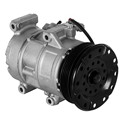 Amazon.com: Happybuy A/C Compresssor With Clutch For Toyota Yaris 1.5L 2007~2010: Automotive