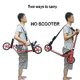 YYST Kick Scooter Shoulder Strap Kick Scooter