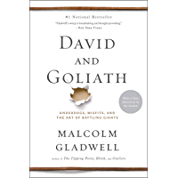 David and Goliath: Underdogs, Misfits, and the Art of Battling Giants (English Edition)