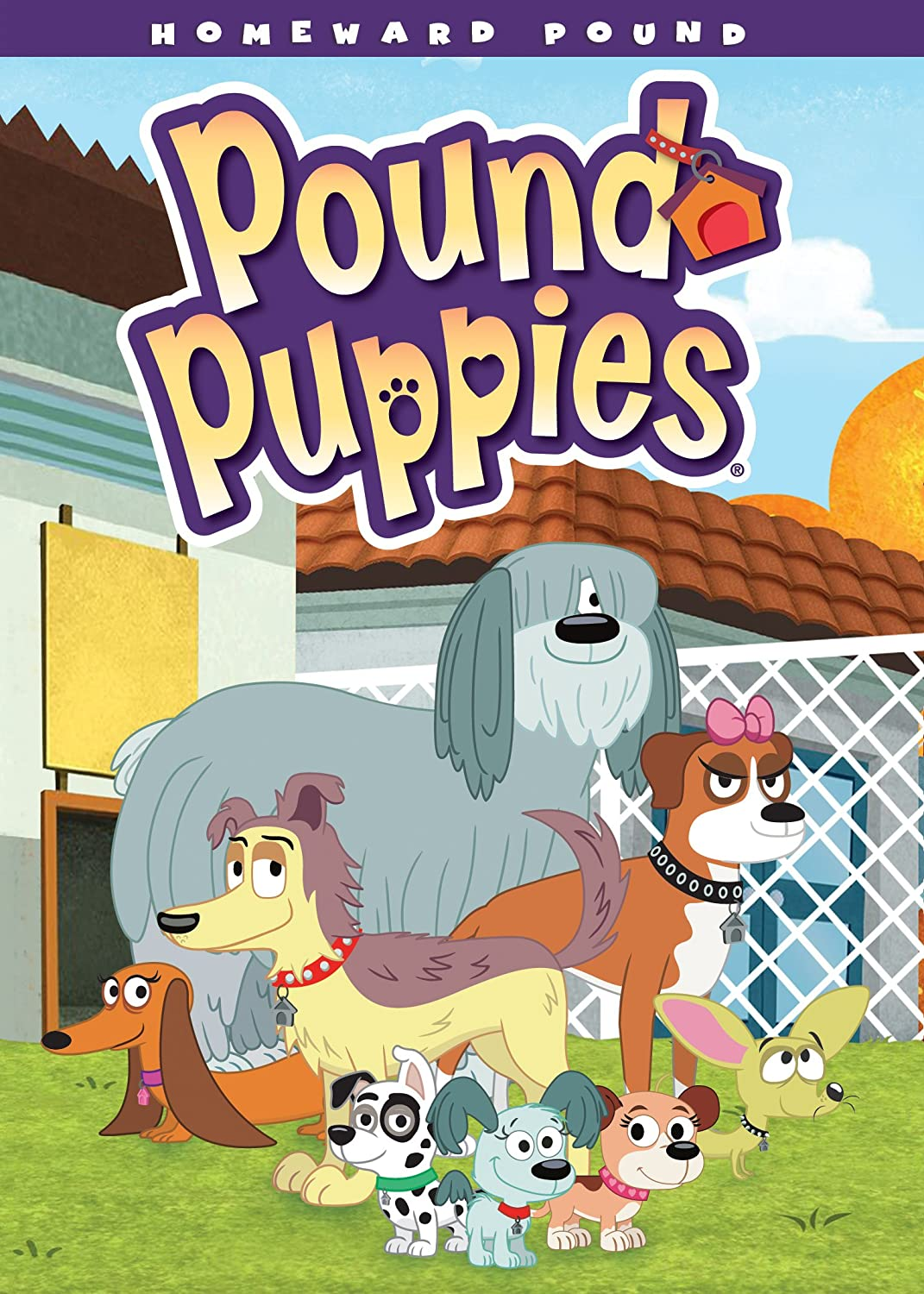Amazon Pound Puppies Homeward Pound Yvette Nicole Brown