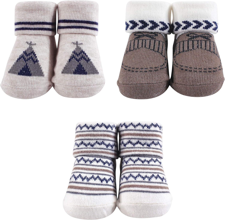 Hudson Baby Unisex Baby Socks Giftset