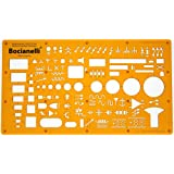 Amazon.com: Electrical and Electronic Installation Symbols Drawing ...