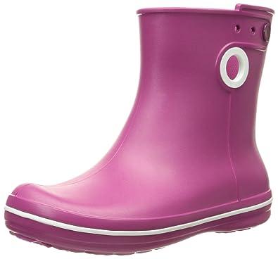 Crocs Womens Jaunt Shorty Boot Berry
