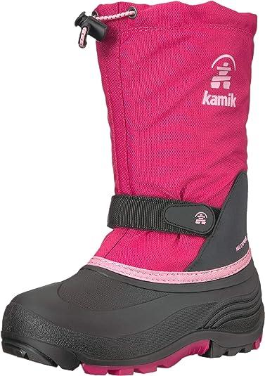 Kamik Baby-Girl's WATERBUG5 Snow Boot