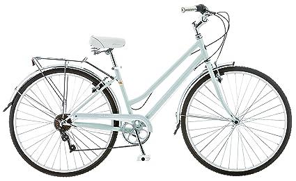 Schwinn cream 2 womens city bike