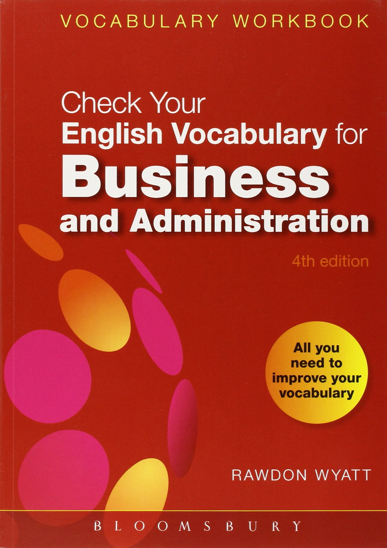 Check Your English Vocabulary For Business And Administration  All You Need To Improve Your Vocabulary