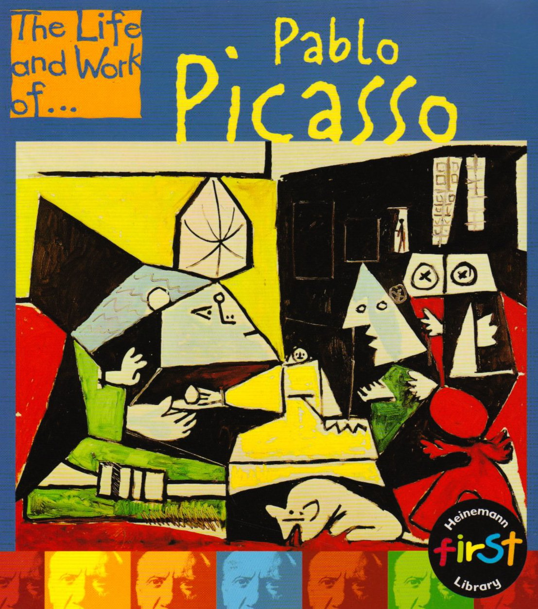 Pablo Picasso (The Life & Work Of) pdf epub