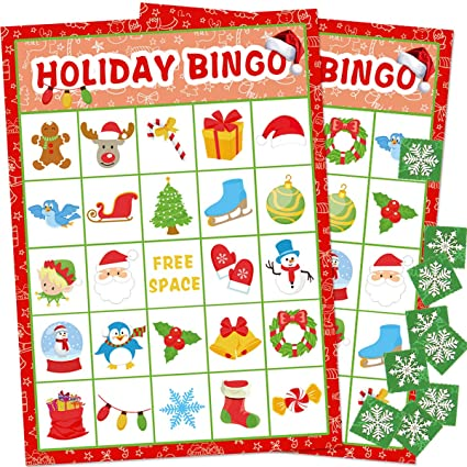 bingo game for kids