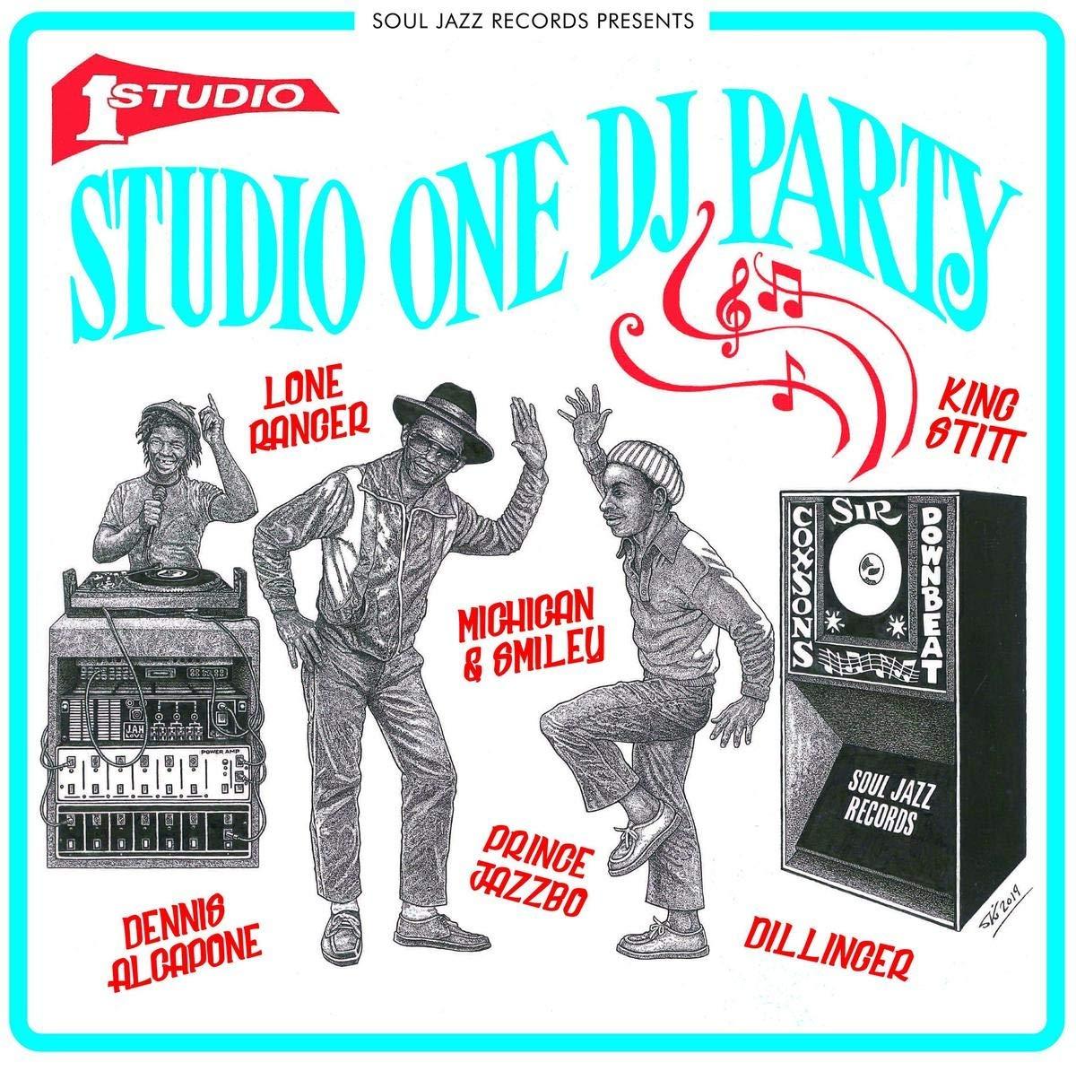 Soul Jazz Records presents STUDIO ONE DJ Party by Soul Jazz