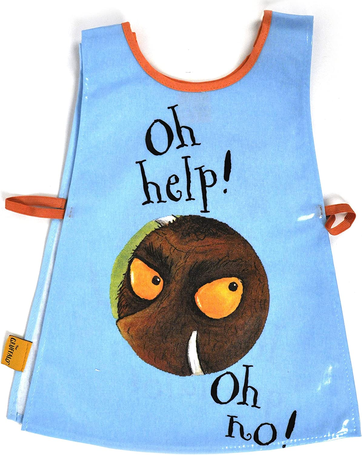 The Gruffalo Tabard - blue PVC