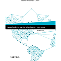 Derecho internacional privado. Parte general