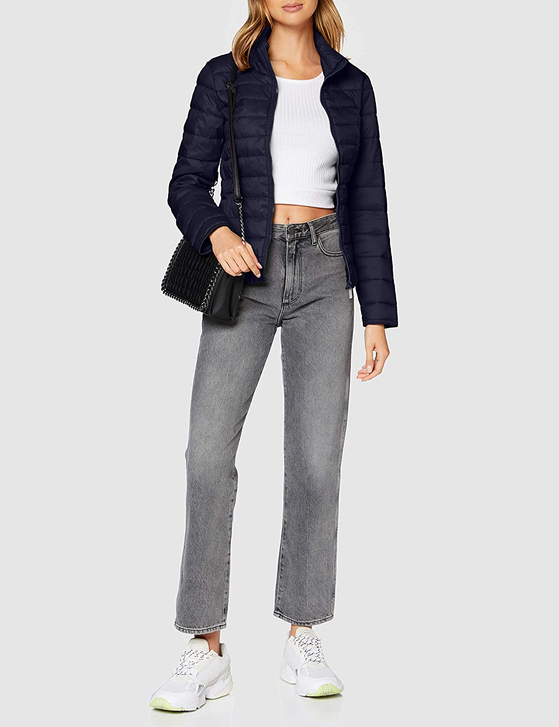 Only Onlnewtahoe Quilted Jacket CC Otw Chaqueta Acolchada para Mujer