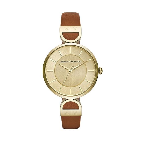 68451aa91d2c Armani Exchange AX5324 Reloj para Mujer